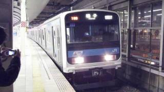 getlinkyoutube.com-京浜東北線209系 〜ラストランまで1週間〜