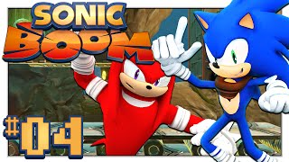 Sonic Boom: Rise of Lyric - Save the Miners! - Part 4 (2-Player Co-Op)