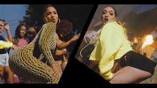 Shenseea, Samantha J & Azaryah - SHOW OFF by Jonny Blaze x Stadic (Official Music Video)