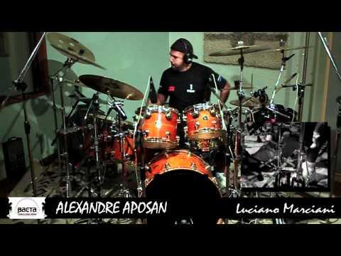 ALEXANDRE APOSAN NO ESTUDIO BAETA