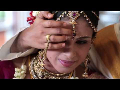 Malaysian Indian Wedding Highlight