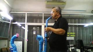 PVC SAX SONG by Sor Supasiri 1