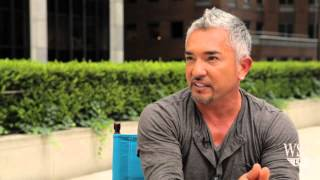 getlinkyoutube.com-Cesar Millan: The 'Dog Whisperer' (Full Interview)