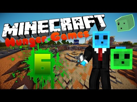 Minecraft: Hunger Games Ep.6 - ZEXO BEAT ME!!