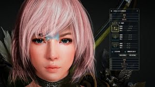 getlinkyoutube.com-【黒い砂漠】BlackDesert レンジャー Ranger Character Creation 1080p HD