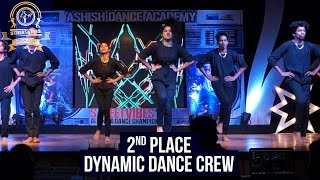 2nd Place - Dynamic Dance Crew Mumbai - Streetvibes India Cup 2016