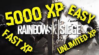 Rainbow Six Siege XP and Renown Hack/Exploit
