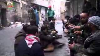 getlinkyoutube.com-حلب القديمة ::  موال من أبطال الجيش الحر 5-2-2013م