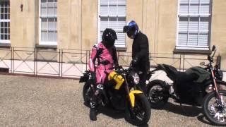 getlinkyoutube.com-Zero S electric Motorbike   Fully Charged