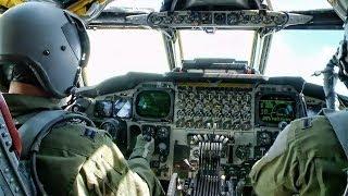 getlinkyoutube.com-Inside A B-52 Cockpit • Takeoff To Landing