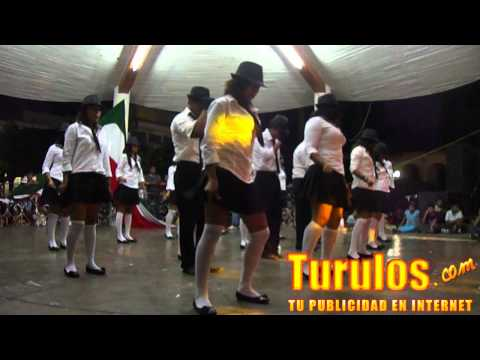 Tabla Ritmica 2010 - Preparatoria 1 - Matutino - Tonala, Chi