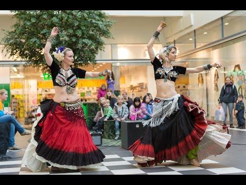 American Tribal Style® Bellydance - ATS® duet