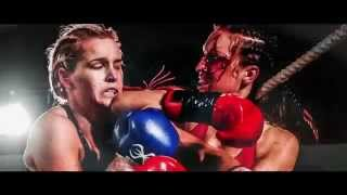 "getlinkyoutube.com-Claire ""Fury"" Foreman - Fighting Spirit Trailer - Muay Thai"