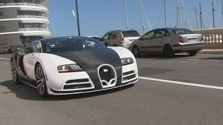 Emilia Motors Bugatti Veyron Linea Vivere in Monaco