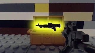 getlinkyoutube.com-LEGO Call of Duty Black Ops III Zombies: The Giant (Gameplay Part Two)