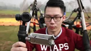 《好奇潮评测》 大疆osmo手持云台相机测评