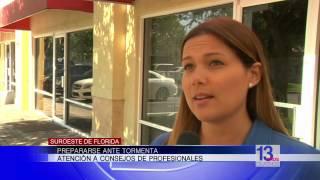 Consejos de profesionales contra huracanes