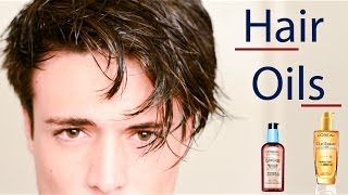 getlinkyoutube.com-Healthy Hair: Hair Oils to Achieve Softer Hair