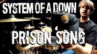 getlinkyoutube.com-SOAD - Prison Song - Drum Cover