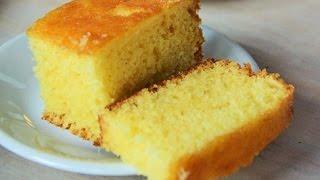 getlinkyoutube.com-How to make cake in Pressure Cooker by madhurasrecipe | Eggless Sponge Cake