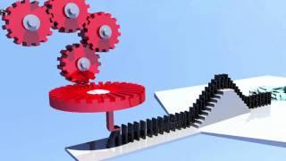 getlinkyoutube.com-Rube Goldberg Machine 3D Animation (Maya)