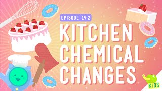 Chemical Changes: Crash Course Kids #19.2