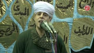 الشيخ محمود التهامى - زدنى بفرط الحب - السيده نفيسة 2017 - الليله الختاميه كاملة.