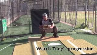 getlinkyoutube.com-How to be a better catcher…Next Level Catching Academy June 2016