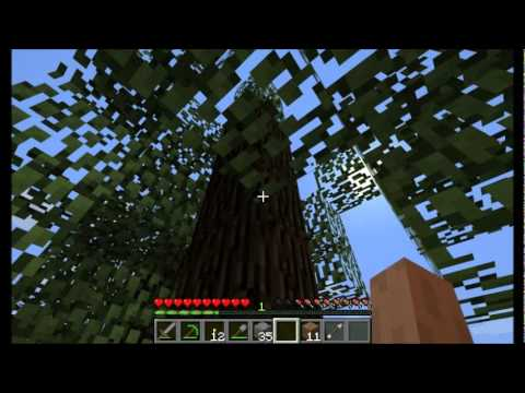 Direwolf20's Lets Play Episode 1 Minecraft v1.00