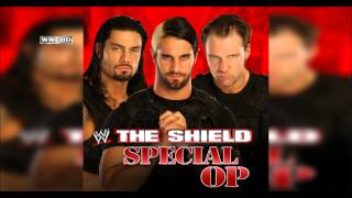 """getlinkyoutube.com-WWE: """"Special Op"""" (The Shield) Theme Song + AE (Arena Effect)"""