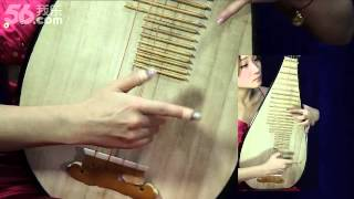 getlinkyoutube.com-Beautiful Chinese pop music by pipa / 琵琶独奏·女人花