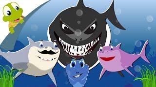 getlinkyoutube.com-Baby Shark song | Animals song | Nursery Rhyme for kids