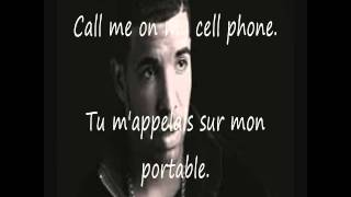 getlinkyoutube.com-TRADUCTION & LYRICS Hotline bling from Darke