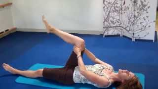 getlinkyoutube.com-Relieve Sciatic Pain and Piriformis Syndrome