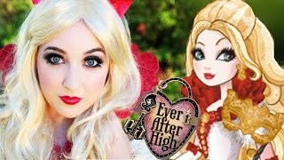 getlinkyoutube.com-Apple White (Ever After High) Collab with CharismaStar + BeautyLiciousInsider