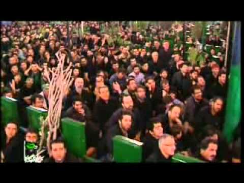 The time of separation has arrived O Abbas, وقت جدایی رسید, Muharram 1392, Haj Mahmoud Karimi