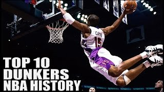getlinkyoutube.com-Top 10 Best Dunkers in NBA History
