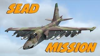 getlinkyoutube.com-DCS World - SU-25T SEAD Mission
