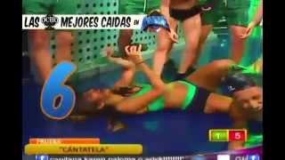 getlinkyoutube.com-COMBATE - Las 8  Mejores Caidas en Combate - Apuestas deportivas - Ocho.com