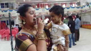 getlinkyoutube.com-SunTv Vamsam Baby off screen galatta
