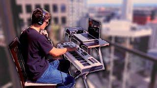 Kanye West - Runaway [Ableton Live Loop Cover] width=