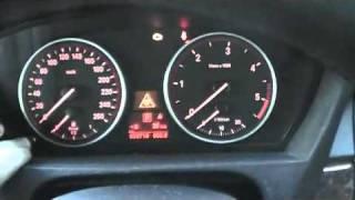 getlinkyoutube.com-BMW X5 E70 Service interval oil service brake check reset oil engine