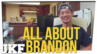 getlinkyoutube.com-Get To Know Me Tag: Brandon Choi