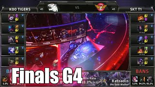 getlinkyoutube.com-SK Telecom T1 vs KOO Tigers | Game 4 Grand Finals LoL S5 World Championship 2015 | SKT vs KOO G4