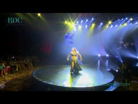 Sthefany Bellypassion, first price - winner Oriental category Bellydance China 2013 BDC