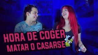 getlinkyoutube.com-COGER, MATAR O CASARSE   WINDYGIRK