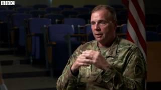 getlinkyoutube.com-US Nato general fears Russian troop deployments   BBC News