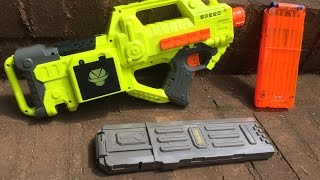 """getlinkyoutube.com-Honest Review: The """"Speed"""" Blaster (A chinese knock-off Nerf Rayven)"""