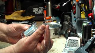 getlinkyoutube.com-Trangia Pot Stand / Windscreen Suggested by JHIPPL