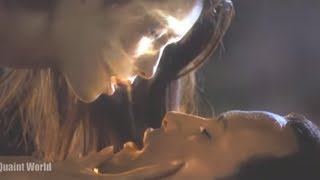 getlinkyoutube.com-Kelly Hu Taking out the scorpion poison | Dwayne Johnson | The Scorpion King Movie Scene